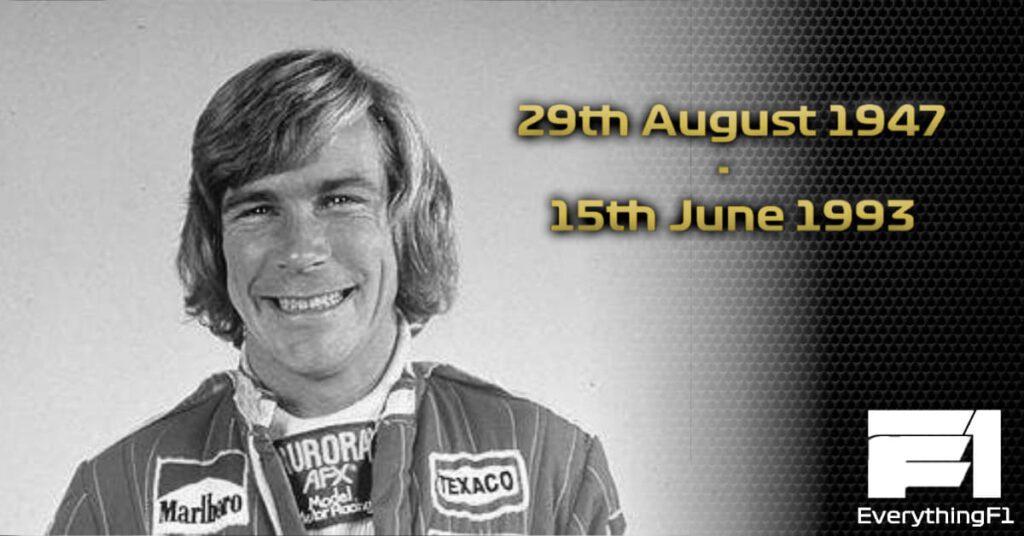 James Hunt – Mr Formula 1