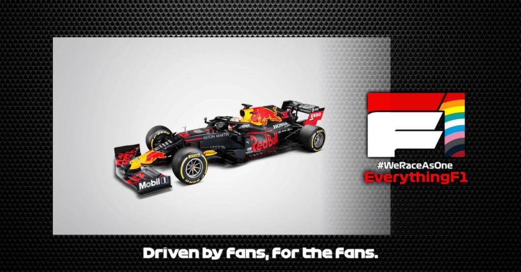 Redbull Honda has Wings ….