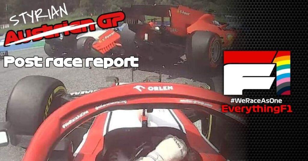 Lewis Hamilton faultless as Leclerc goes from Hero to Zero