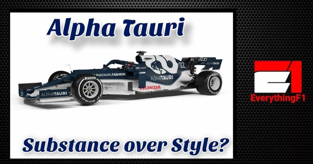 Alpha Tauri: Substance over Style?