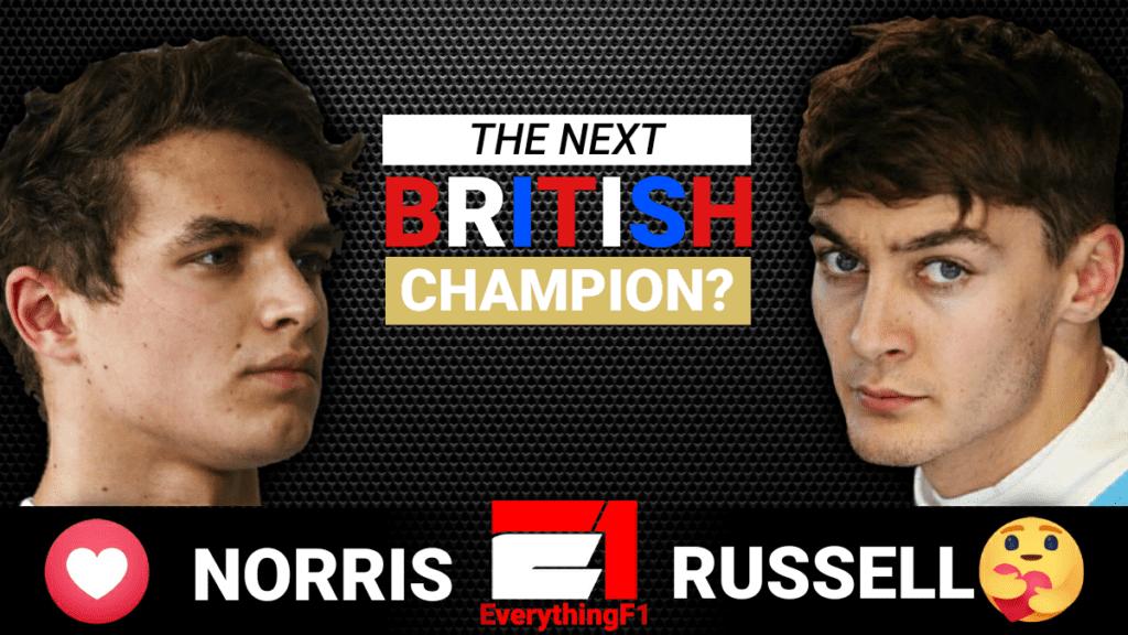 HEAD2HEAD: NEXT BRITISH CHAMPION? LANDO? OR GEORGE?