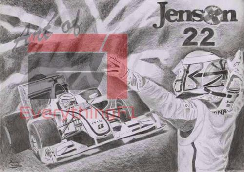 Jenson Button - 2009 World Champion