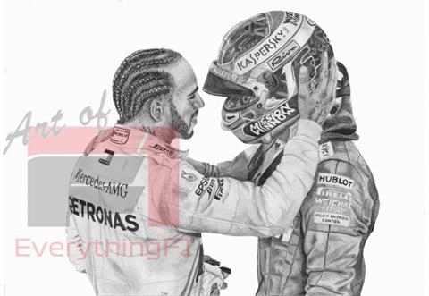 Hamilton & Leclerc - Bahrain 2019